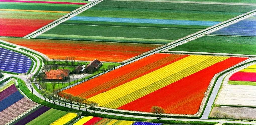 Journey To The Europe 10 Of The Most Colorful Places On Earth The World Is Full Of