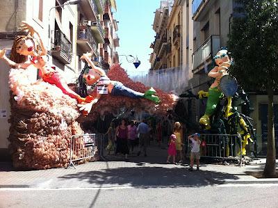 Little Mermaids ? Barcelona Sights