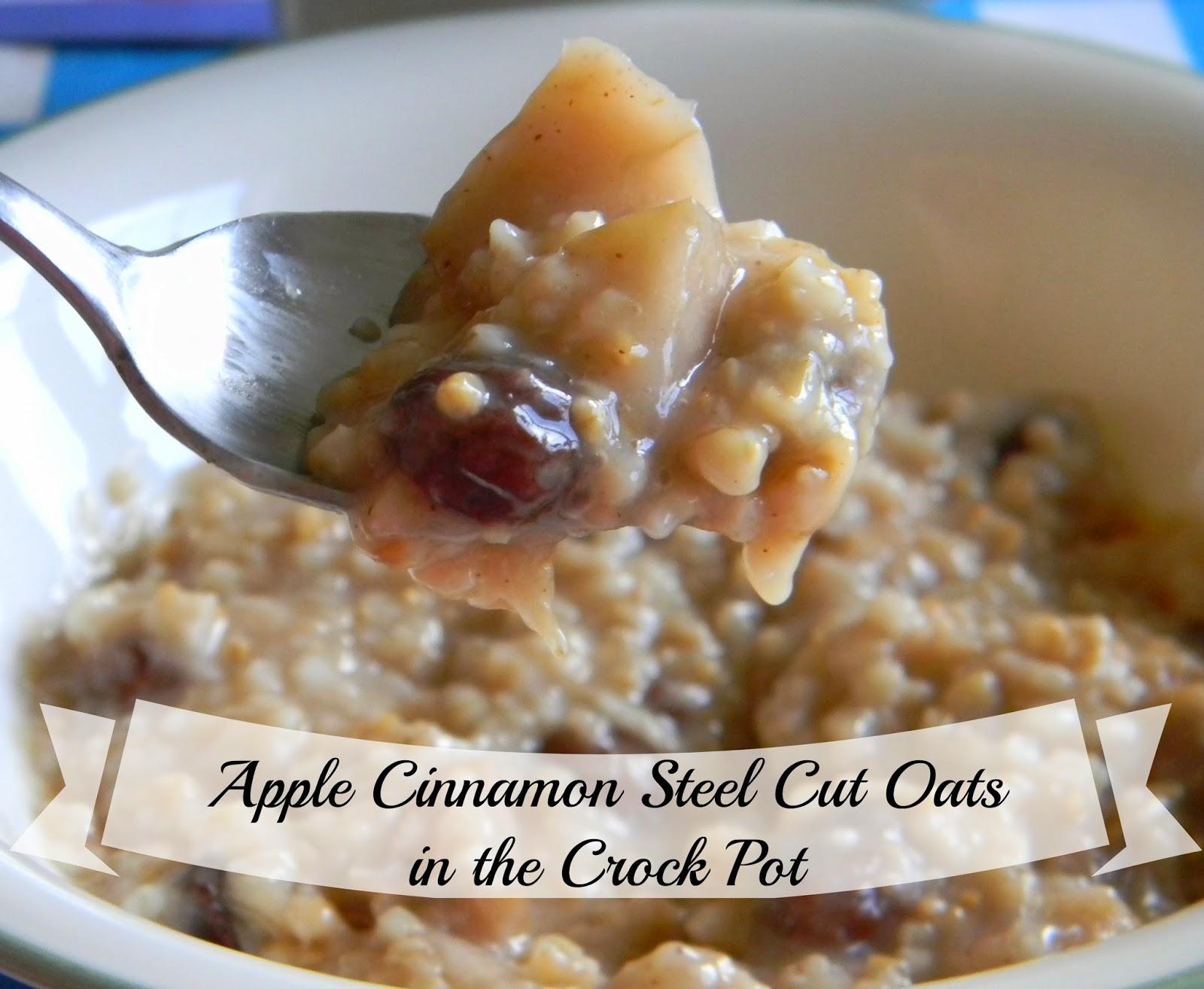 http://pinspiredhome.blogspot.com/2014/05/apple-cinnamon-steel-cut-oats-in-crock.html