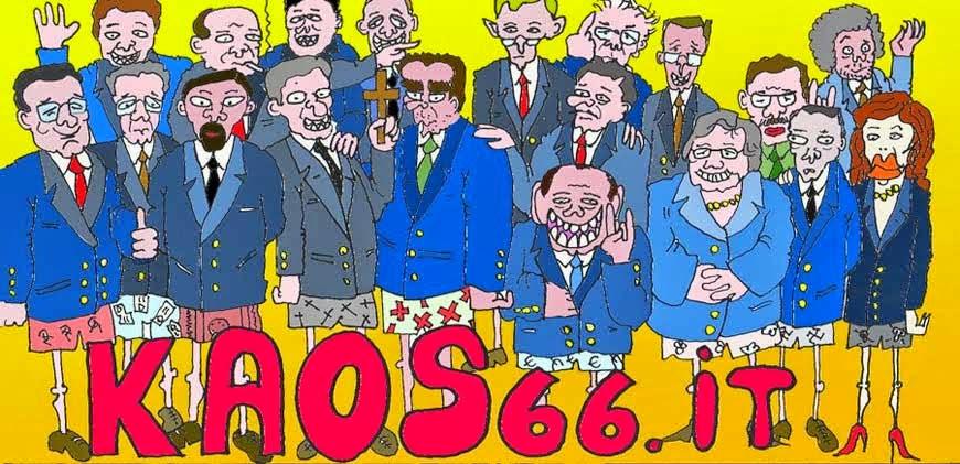 Kaos66 il blog della tuo svago intelligente. Commenta e discuti le ultime notizie e fatti recenti.