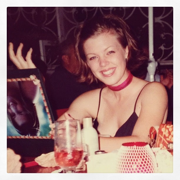 21st birthday at el coyote 1997