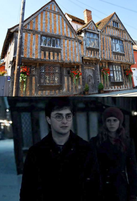 Casa de harry potter casas e novelas - Harry potter casa ...