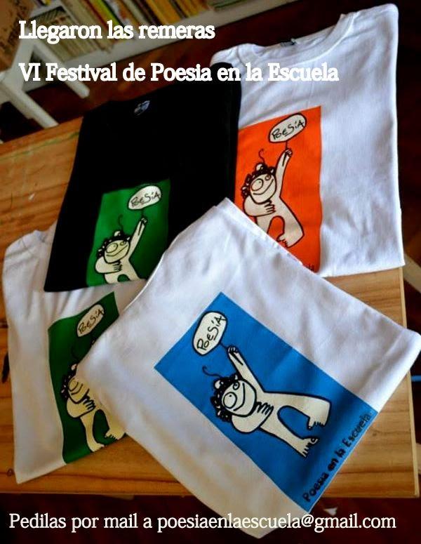 Para colaborar con el festival