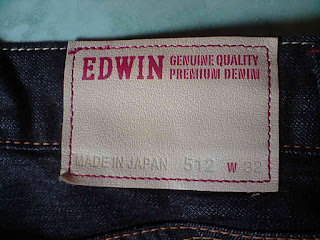 edwin premium denim