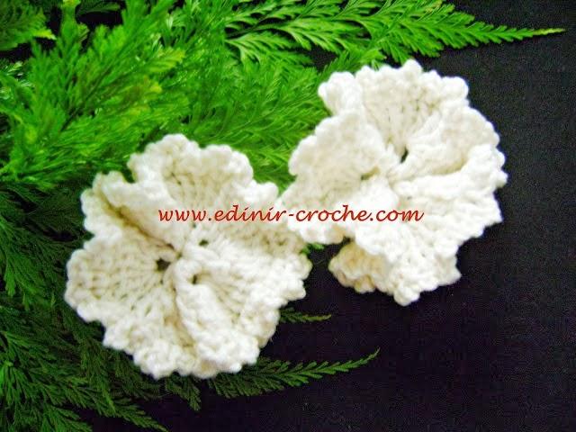 flores em croche coleção cinco volumes coleção aprendi e ensinei com edinir-croche dvd video-aulas blog loja frete gratis