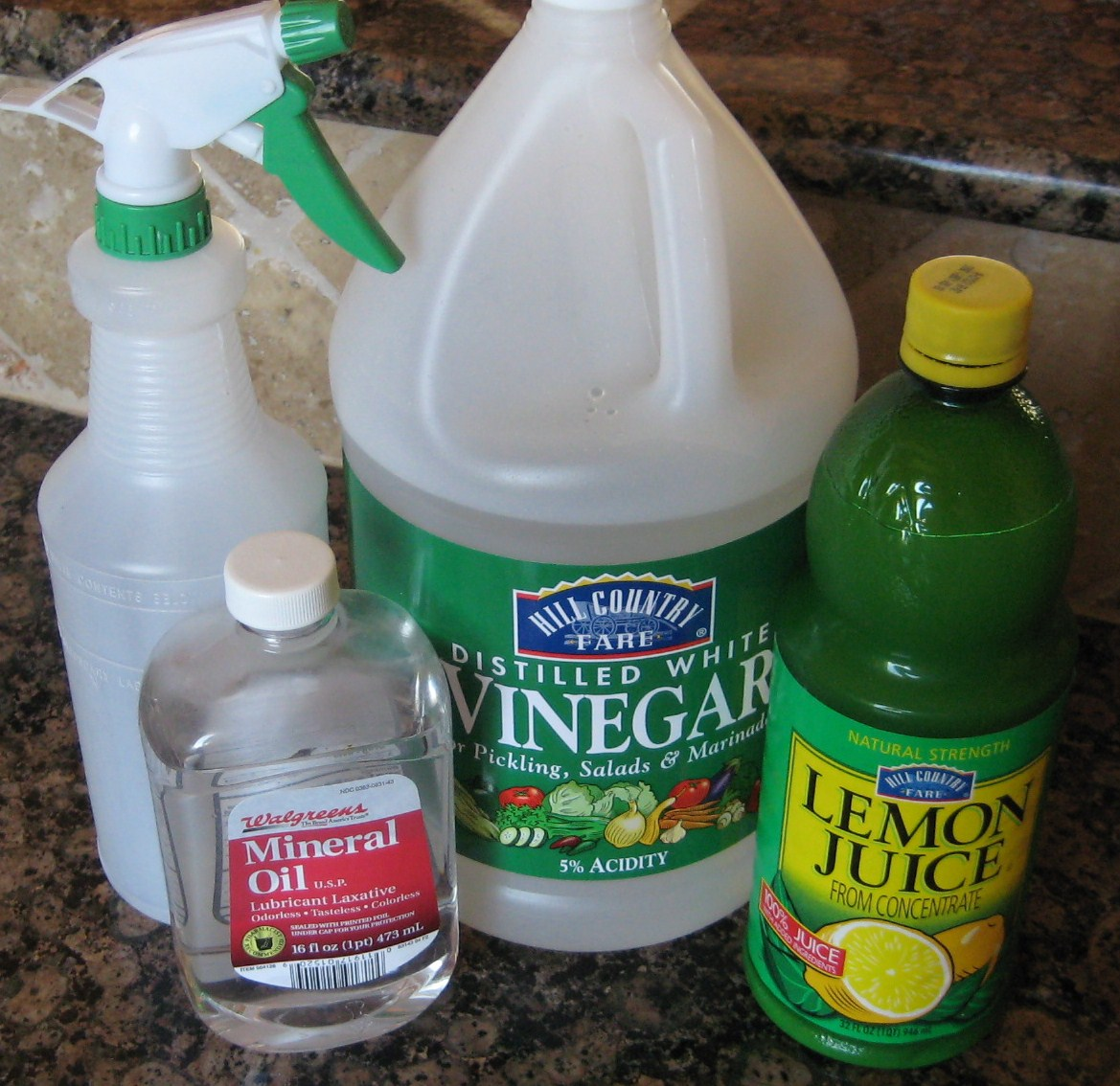 Foodless Fridays Top 10 Diy Household Cleaners I