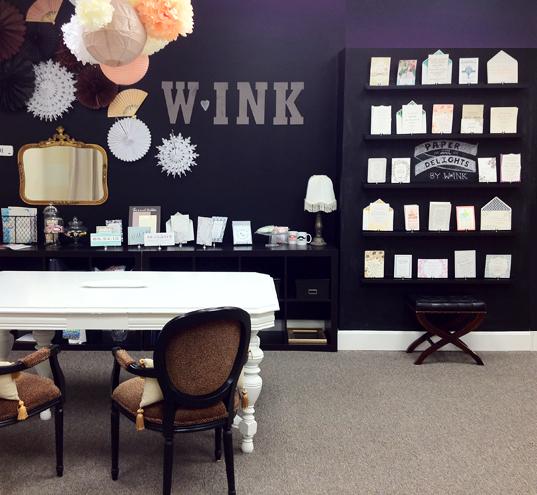 W*Ink paper shop