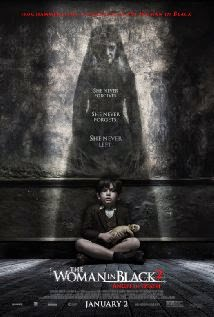 Official Poster for The Woman In Black 2: The Angel of Death