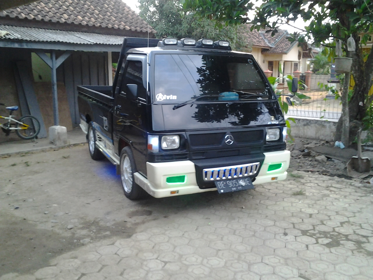 Modifikasi L Pick Up