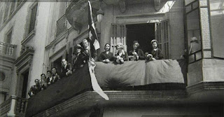 Excursión a Manresa del Club Ajedrez Barcelona en 1933