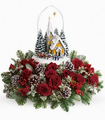 Teleflora Has All Of Your Christmas Floral Needs 75