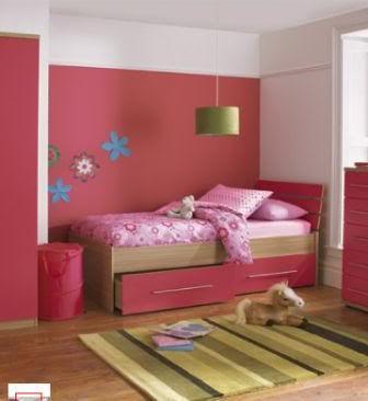 desain kamar tidur bagi anak yang menarik bikin betah