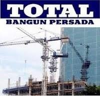Lowongan BUMN Total Bangun Persada September 2012 untuk Bidang Teknik Sipil & Geodesi