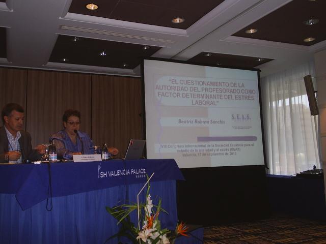 VIII CONGRESO INTERNACIONAL SEAS. Valencia, 15-18 de septiembre de 2010