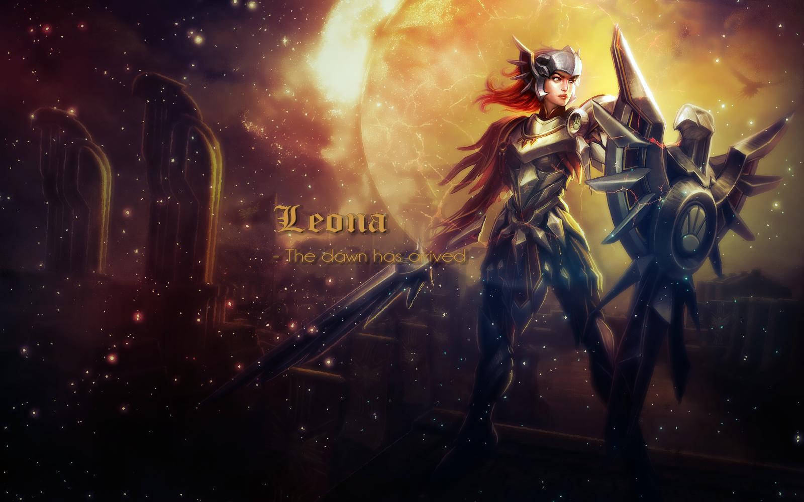 leona wallpaper - photo #12
