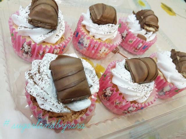 Pavlova Coklat