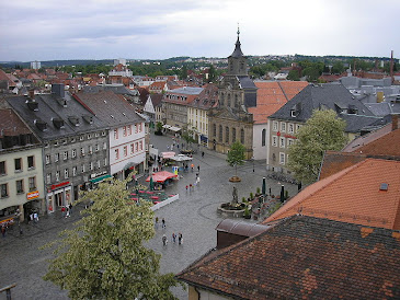 Take a Panoramic Tour of the City of Bayreuth, Germany