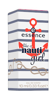 ESSENCE - Nauti Girl {Julio 2015} - Fragance
