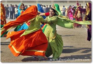 Punjabi Jatti