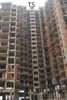 Amrapali La Residentia :: Construction Update t5