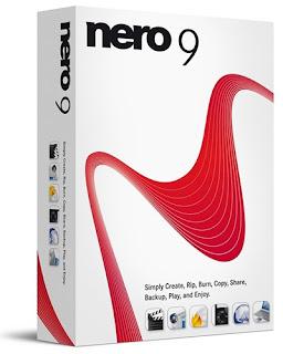 تحميل برنامج نيرو لحرق وإنشاء الاقراص مجاناً Nero 9 Free 9.4.12.3 CD,DVD