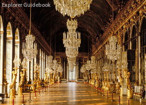 Istana Versailles Perancis