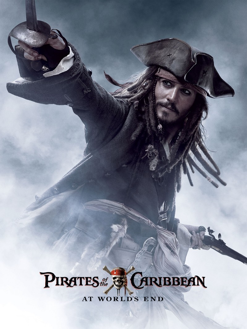Pirates of the Caribbean: At World's End 2007 - Full (HD)