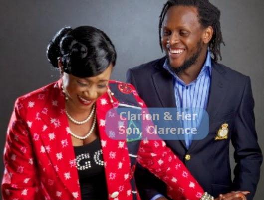clarion chukwurah son