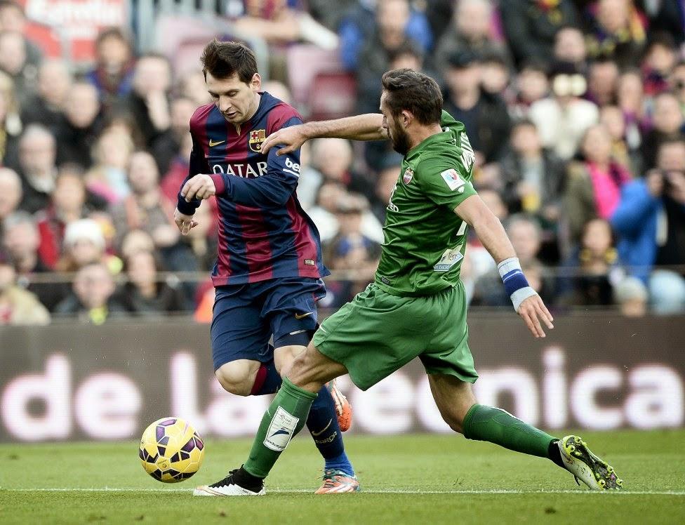 Liga Soccer Spain 2015