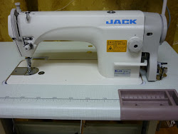 MESIN JAHIT INDUSTRI HI-SPEED JACK MODEL 8720 - RM1550.00