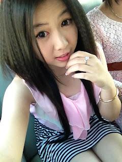 Mony Nget BBU Cute Girl Student On Facebook 2