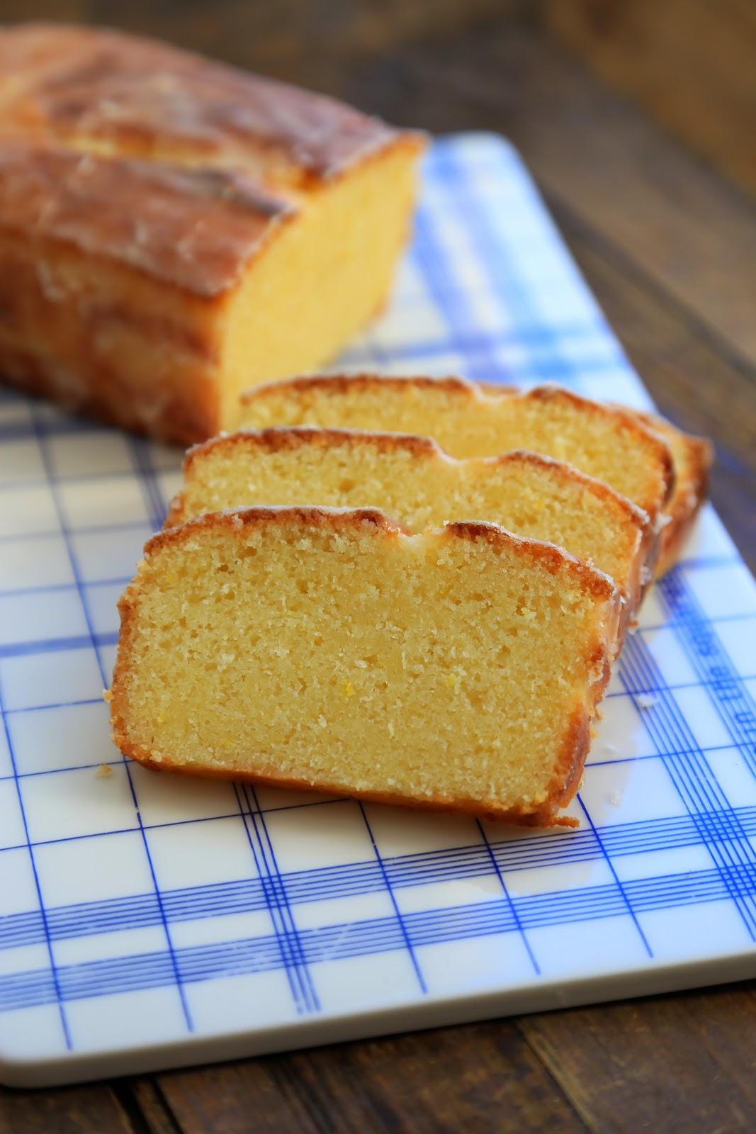 on dine chez nanou: cake ultime au citron de la cuisine de bernard