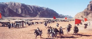 Troops in the desert Lawrence of Arabia 1962 movieloversreviews.blogspot.comt