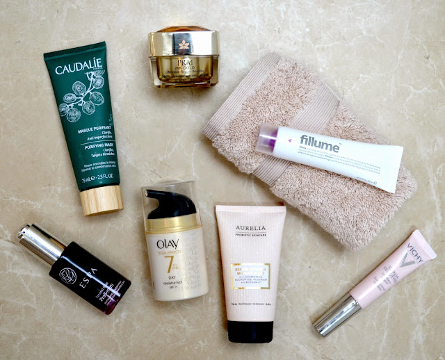 beauty blogger skincare