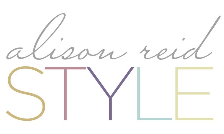 Alison Reid Style