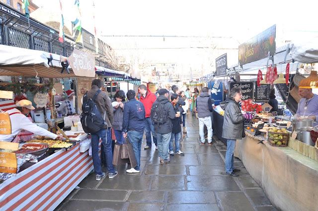 Camden Town Food Market