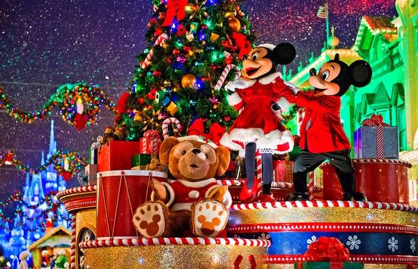 Natal 2014 na Disney Orlando