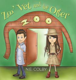 Zoo Vet and the Otter by N. E. Colby