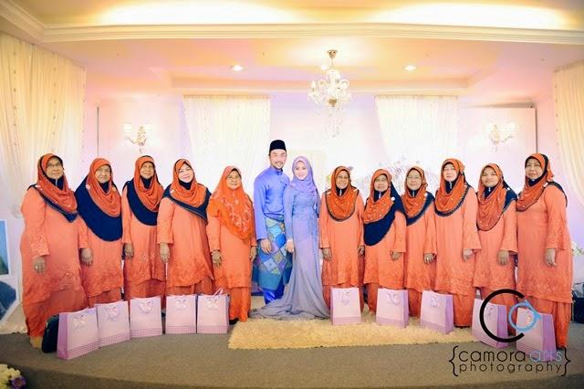 Majlis Aqiqah Kayla Elayna, Puteri Khairul Fahmi & Leuniey Natasha