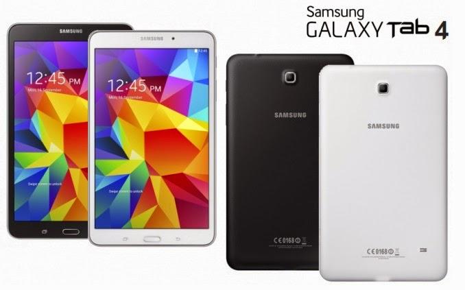 Harga spesifikasi Samsung Galaxy Tab 4 8 inchi