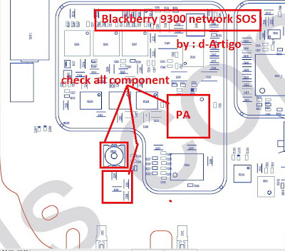 Blackberry 9300 sos call solution