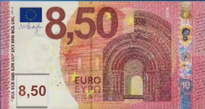 BCE, 10 euro
