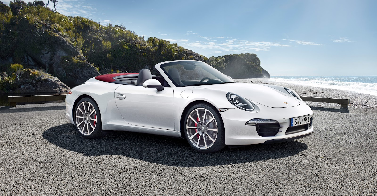 Sport Cars Porsche 911 Carrera 4 Gts Cabriolet Hd