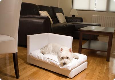 Accesorios para perros camas para perros for Camas para perros de madera