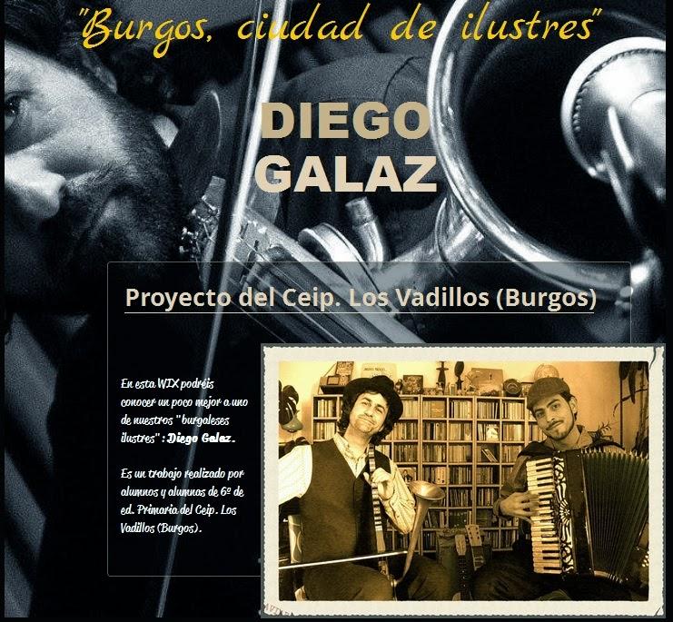 Diego Galaz, burgalés ilustre