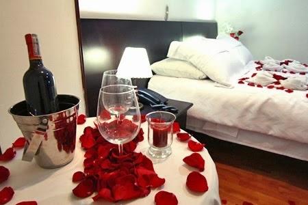 Como preparar noche romantica finest diy san valentin de - Como preparar una noche romantica ...