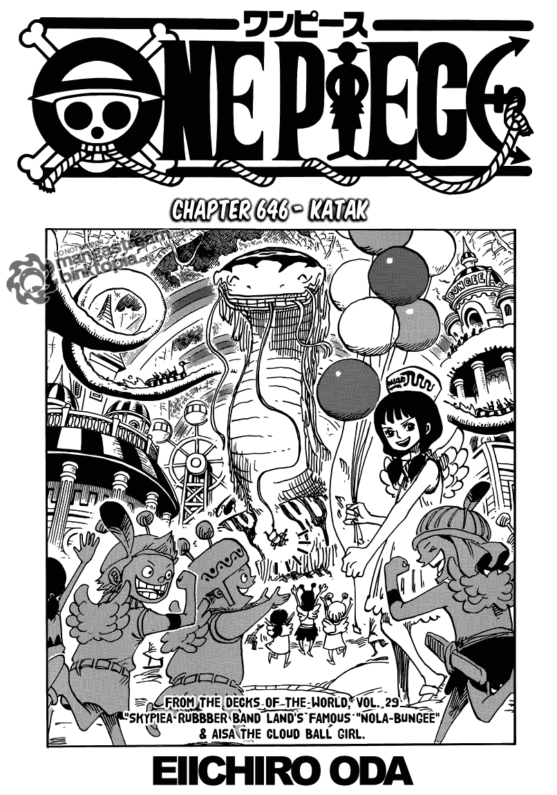 Baca Manga, Baca Komik, One Piece Chapter 646, One Piece 646 Bahasa Indonesia, One Piece 646 Online
