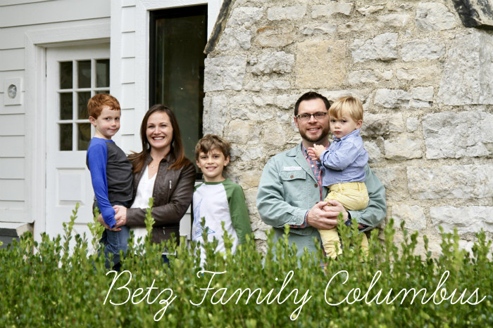 Betz Family Columbus