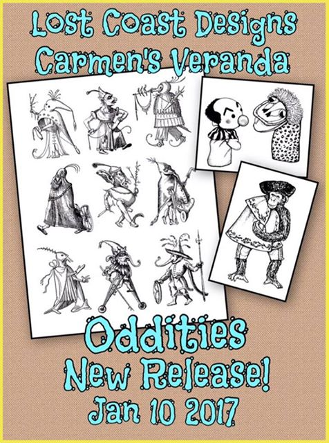 New Stamp Release!