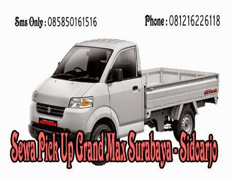 Sewa Pick Up Grand Max Surabaya - Sidoarjo